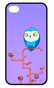 Great iPhone 4,4s Cases Owl Friend Back Covers Durable Case