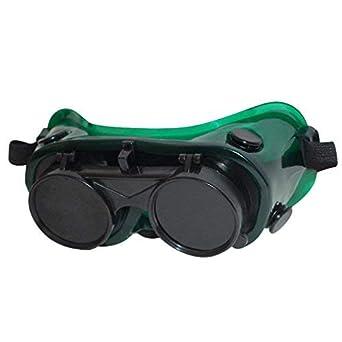 Gafas de soldador Seguridad de trabajo de protección lente de policarbonato: Amazon.es: Industria, empresas y ciencia