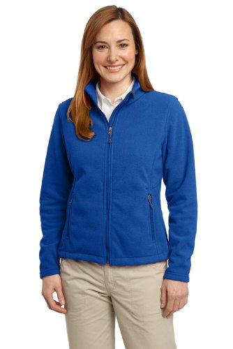 [Port Authority Women's Value Fleece Jacket S True Royal] (Daria Costume)