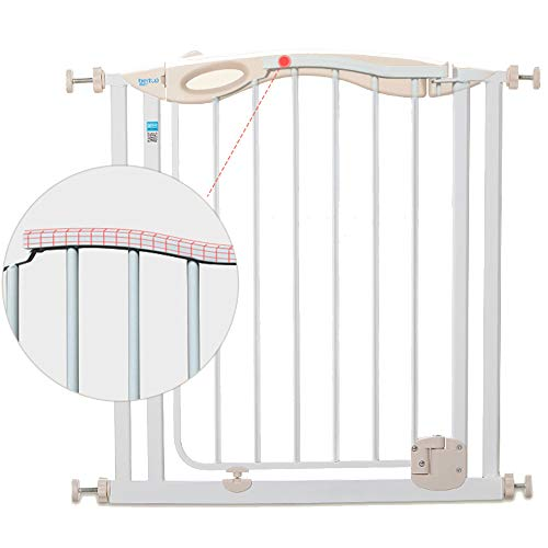 Bed Rails MAHZONG Stairway Guardrail, Child Safety Door, Pet