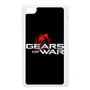iPod Touch 4 Cess Phone Case White Gears of War NF3653748