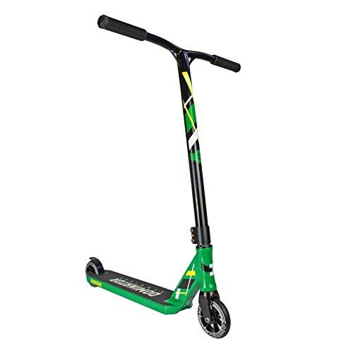 Dominator Airborne Pro Scooter Green Black
