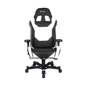 Throttle Series Bravo Premium Gaming Chair (White)