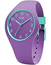 Ice-Watch - ICE ola kids Mermaid - Orologio porpora da Bambine con Cinturino in silicone - 014432 (Small)