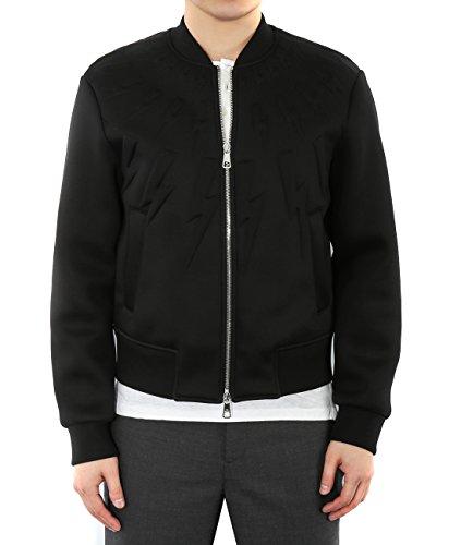 wiberlux-neil-barrett-mens-embossed-thunder-zip-up-jacket-s-black