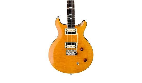 PRS: se Santana - Santana amarillo. Guitarra eléctrica: Amazon.es: Instrumentos musicales