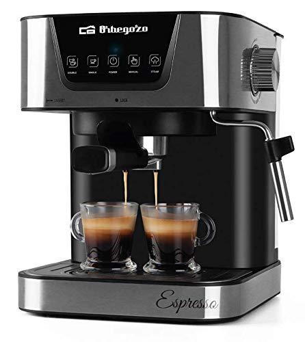 Orbegozo Cafetera Espresso EX 6000, 20 Bar, 1050 W: Amazon.es: Hogar