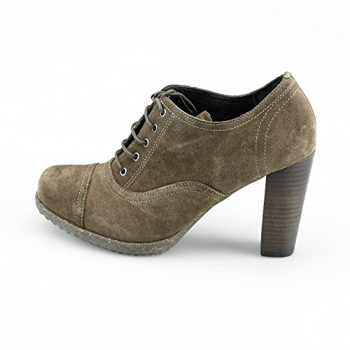 Scholl Women's Court Shoes Beige Taupe 1062 5kqsWCJtB1