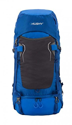 e0910b2ad2 Husky RONY 50 L BLUE Hiking Backpack Trekking Rucksack Waterproof Climbing  Travel Pack Outdoor Mountaineering Rain