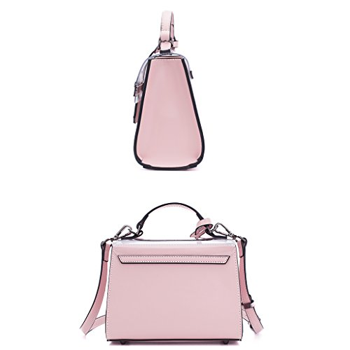 Transparent PU Bag Ms Simple Jelly Crossbody Child package Leather Shoulder X8q7n