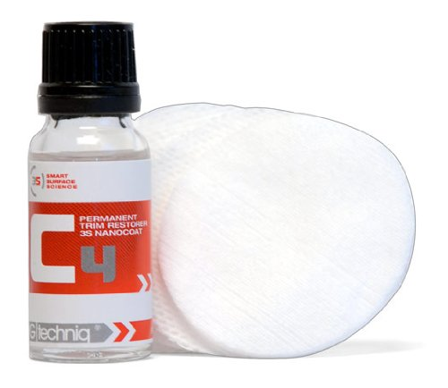 Gtechniq C4 permanente Trim Restorer 15 ml