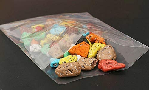 Candle Soap Cookie B/&S FEEL 100 Pack 11x14 Inch Clear Resealable Cello // Cellophane Bags for Bakery