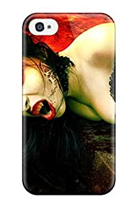 Fashionable Style Case Cover Skin For Iphone 4/4s- Rookwood by Maris's Diary