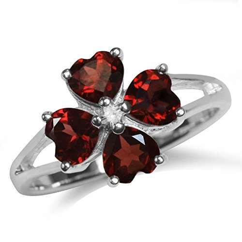 228ct-natural-heart-shape-garnet-925-sterling-silver-clover-ring