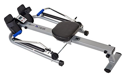 Body-Xtreme-Fitness-Circular-Motion-3000-Rowing-Machine-Home-Exercise-Equipment-Back-Workout-Xtreme-Fitness-Lose-Weight-Training-Arm-workout-BONUS-Cooling-Towel