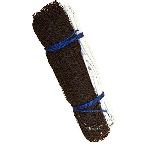 SAHNI SPORTS Polypropylene Nylon Badminton Net, Multi Color