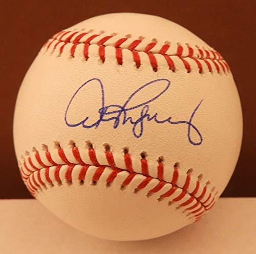 Alex Rodriguez Signed Baseball - Official Beckett BAS E67371 - Beckett Authentication - Autographed Baseballs
