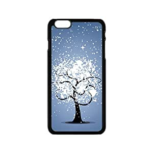 The Shining Tree Hight Quality Plastic Case for Iphone 6