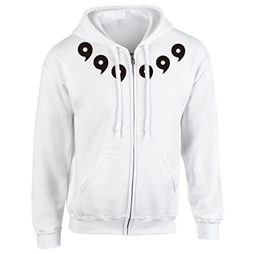 cc4d6e0aabe Happy Yohe Naruto Ten Tail Force Cosplay Hoodie Coat chic - piyodam ...