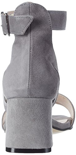 SHOE THE BEAR May S, Sandalias con Cuña para Mujer Gris (140 GREY)