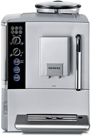 Siemens TE501501DE - Cafetera automática, potencia de 1600 W ...