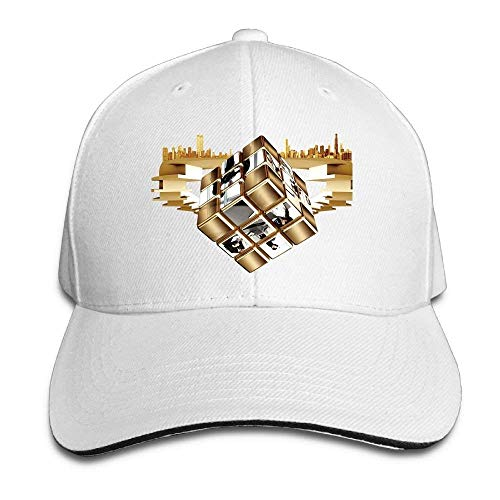 Hats Sport Golden Skull Women Cowgirl Cap Men Cowboy for Cube Denim Hat Fqxt08q