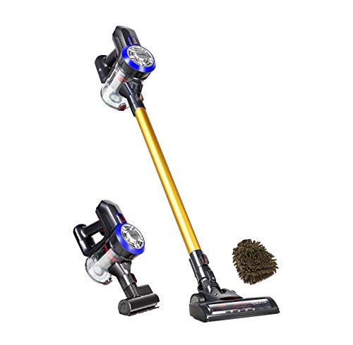 Dibea D18 Cordless Filter Lightweight Stick Vacuum Cleaner,