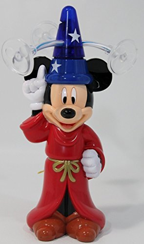 Disney Parks Exclusive Sorcerer Mickey Mouse Light-Up Spinner Chaser Toy -