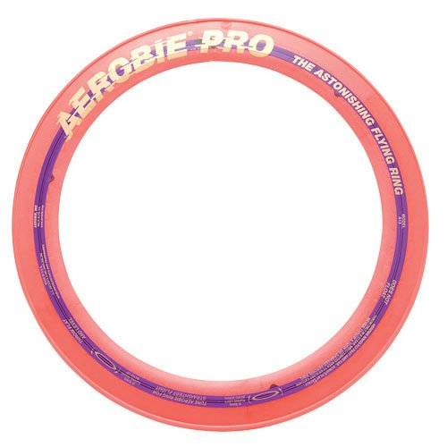 Aerobie Pro Flying Ring 13 inch,Red, Model A13 Aerobie Flying Ring