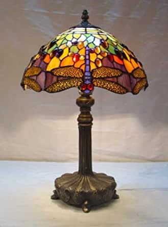 American Made Handcrafted Tiffany Style Stained Glass