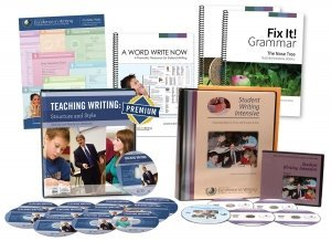 Deluxe Combo Teacher/Student Writing Package Level C (TWSS2-D, SID-C, FIX-1, FIX-2, WWN, PW) ()