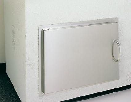 Aurora Single Access Storage Door Door Size: 17.5u0026quot; H X 24u0026quot; W,