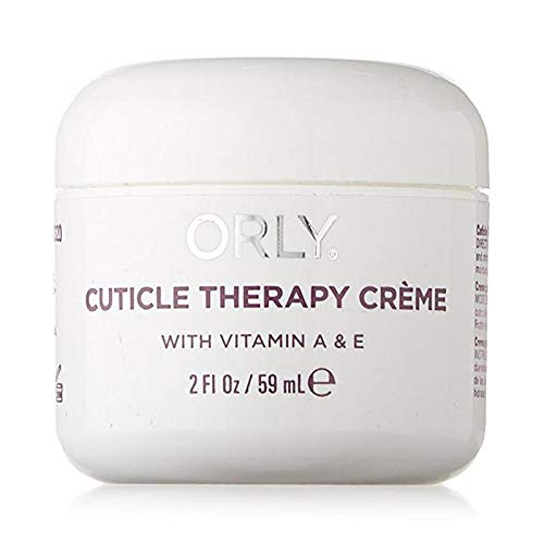 Orly Cuticle Care Cuticle Therapy Creme With Vitamins A & E - Size 2 Fl.oz / 59 - Care Orly Cuticle
