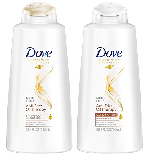 Dove Anti Frizz Therapy Shampoo Conditioner