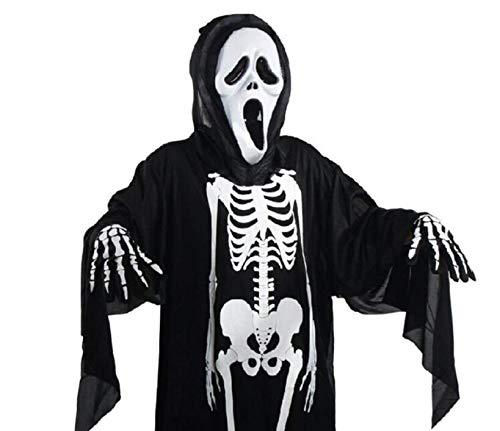 Chusea Creative Home Supplies Disfraz de Halloween de máscaras ...