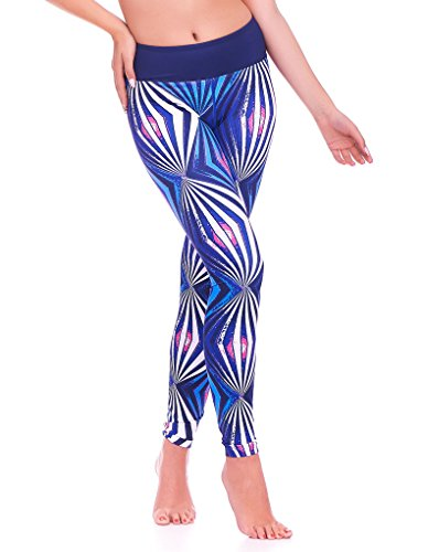 Mio Active Long Circus Yoga Pants MS16S3L