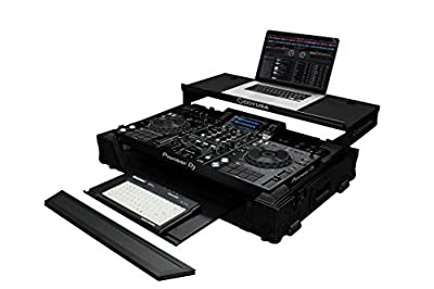 Odyssey Cases FZGSXDJRX2GTWBL, DJ Controller Case for Pioneer XDJ-RX2 by Odyssey Gear