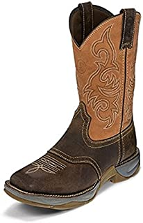"product image for Tony Lama Men's Junction Dusty 11"" Height (RR3351) 