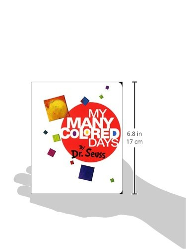 Amazon.fr - My Many Colored Days - Dr. Seuss, Steve Johnson, Lou ...