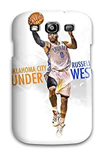 Ryan Knowlton Johnson's Shop Hot basketball nba NBA Sports & Colleges colorful Samsung Galaxy S3 cases 2045559K498349913