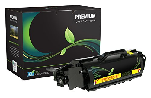 MSE Model MSE02705316 High Yield Black Toner Cartridge for Use with Dell 5230dn, 5230n, 5350dn, 5530dn and 5535dn Laser Printers; Yields up to 25000 Pages