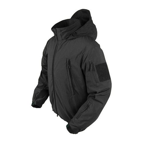 Condor Summit Zero Men's Lightweight Soft Shell Jacket, Black, XXL 609-002-XXL