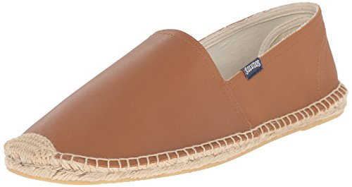 Soludos Men's Solid Original Dali Sandal, Tan, 11 D US by Soludos