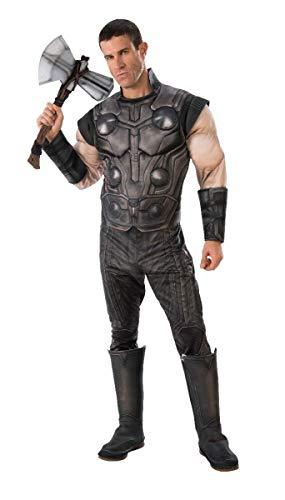 Rubie's Men's Marvel Avengers Infinity War Thor Deluxe Costume, Standard for $<!--$33.06-->