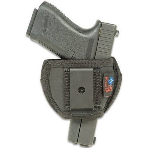 - Ace Case Universal Ambidextrous Inside The Pants Concealment Holster for Large Frame Semi-Autos, Ruger, Colt 1911, Beretta 92F and Large Glocks - Made in The USA