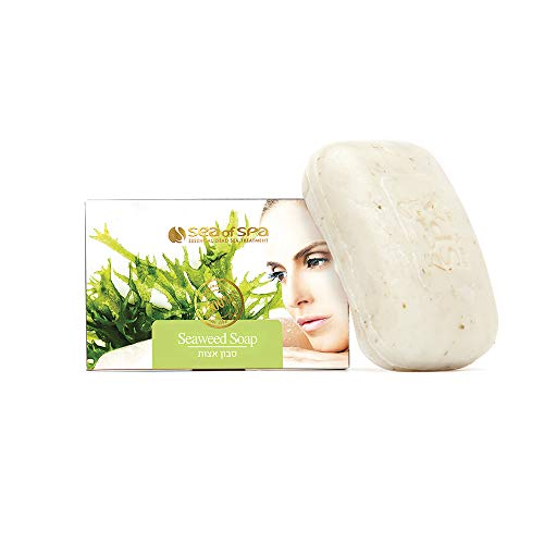 - Anti-Cellulite Seaweed Soap, is rich in natural Dead Sea minerals and pure oils for optimum skin nourishment.