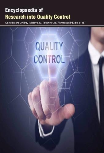 Download Encyclopaedia of Research into Quality Control pdf epub