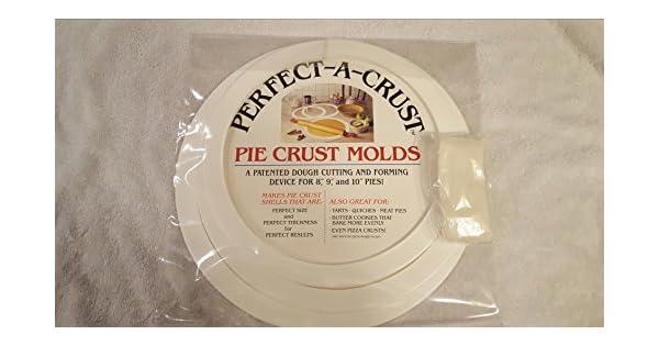 Amazon.com: perfect-a-crust pie crust Anillo Moldes: Kitchen ...
