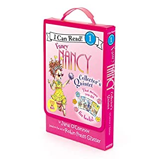 Fancy Nancy Collector's Quintet (I Can Read Level 1)
