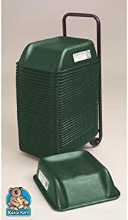 product image for Koala Kare KB424-06 Green Cinema Booster Seat